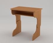 Письменный стол с регулируемой высотой Малыш