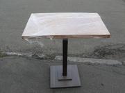 Б/у столы для кафе в идеальном состоянии на одной ноге.