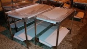 Производственные столы из нержавейки