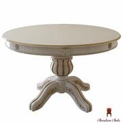 Купить круглый обеденный стол Богема